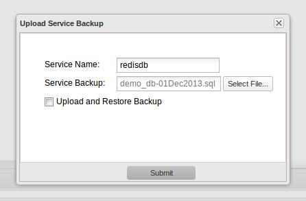 App42 Restore