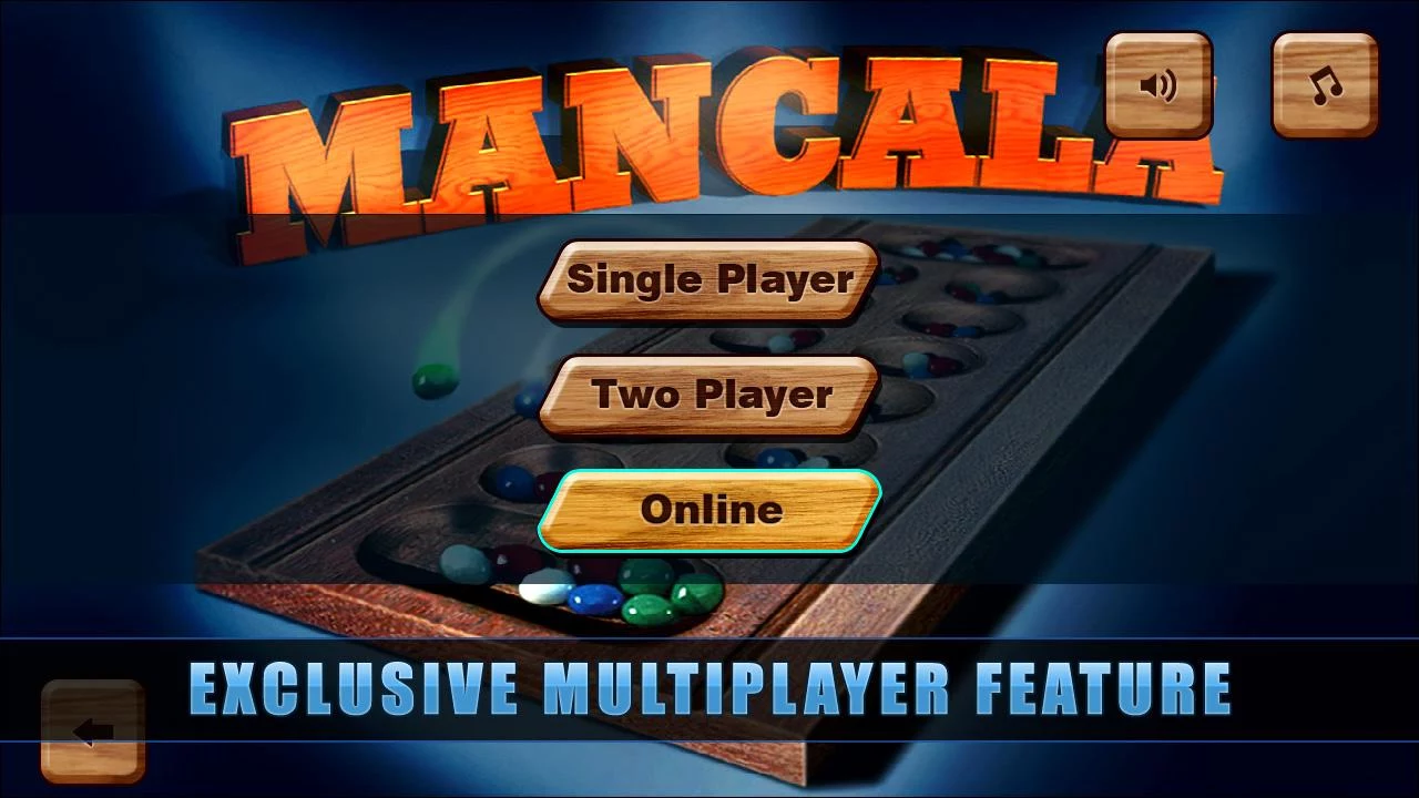 Mancala multiplayer