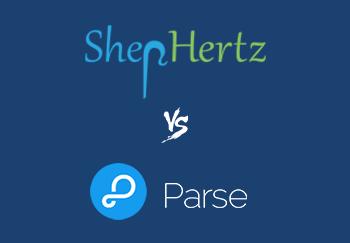 Shephertz vs parse ShepHertz App42 vs Parse: A Comparison